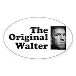 The Original Walter Sticker (Oval)