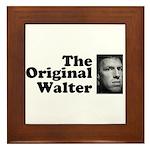 The Original Walter Framed Tile