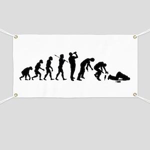 Evolution Of Drunk Banner