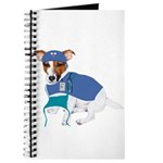 JRT Humor Doctor Dog Journal