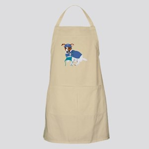 JRT Humor Doctor Dog Apron