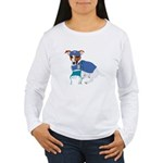 JRT Humor Doctor Dog Women's Long Sleeve T-Shirt