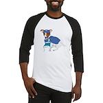 JRT Humor Doctor Dog Baseball Jersey