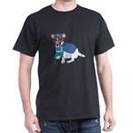 JRT Humor Doctor Dog Dark T-Shirt