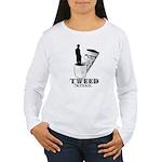 Tweed 2 Women's Long Sleeve T-Shirt