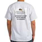 Murphy's Law Light T-Shirt