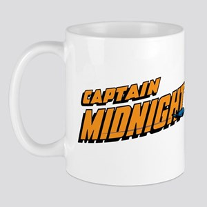 $14.99 Captain MidNight's Logo Mug
