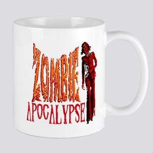 Zombie Funk Apocalypse Mug