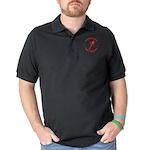 Vermont Ski Tours - Logo Dark Polo Shirt