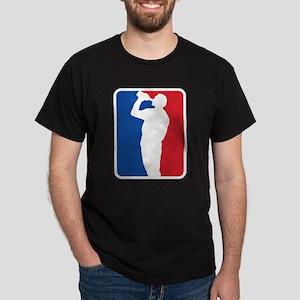 Beer Drinking Sport Dark T-Shirt