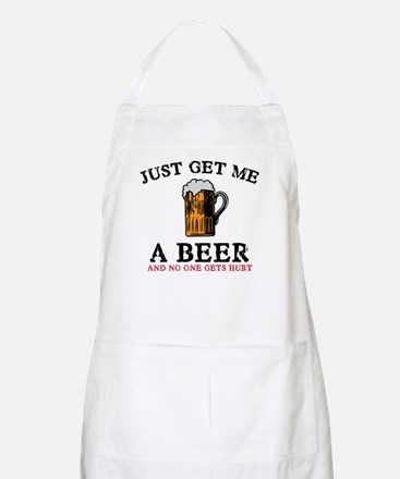 Just Get Me A Beer Apron