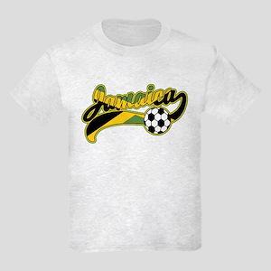 Jamaica Soccer Kids Light T-Shirt
