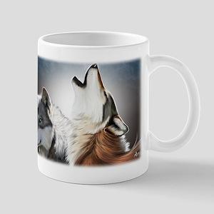 Wolf Face Mug