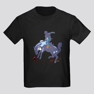 BRONC *chad* Kids Dark T-Shirt