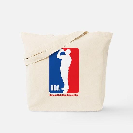National Drinking Association Tote Bag