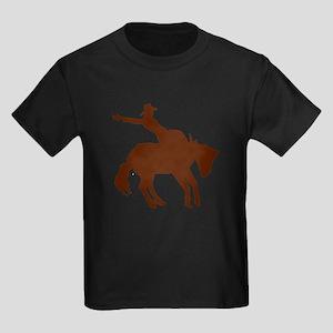 BRONC *ray* Kids Dark T-Shirt