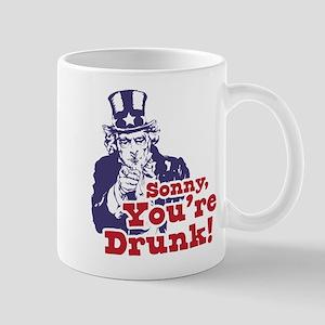 Sonny You're Drunk Mug