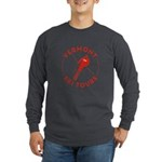 Vermont Ski Tours - Dark Long Sleeve T-Shirt