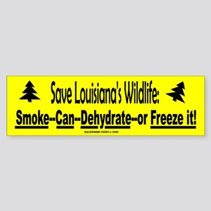Save Louisiana's Wildlife