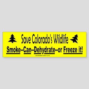 Save Colorado's Wildlife