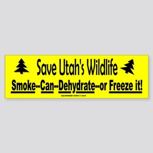 Save Utah's Wildlife