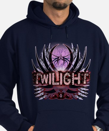 Twilight Native Indigo Hoodie (dark)