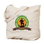 Ladies - Hug A Logger Tote Bag