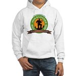 Ladies - Hug A Logger Hooded Sweatshirt