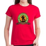 Ladies - Hug A Logger Women's Dark T-Shirt