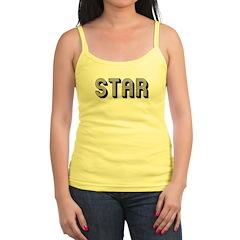 STAR (Metro) Jr.Spaghetti Strap