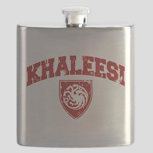 GOT Khaleesi Athletic Style Flask
