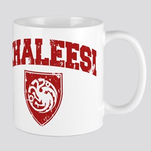 GOT Khaleesi Athletic Style Mugs
