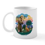 St Francis #2/ R Rback #2 Mug