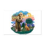 St Francis #2/ R Rback #2 Mini Poster Print