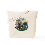 St Francis #2/ R Rback #2 Tote Bag