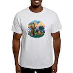 St Francis #2/ R Rback #2 Light T-Shirt