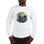 St Francis #2/ R Rback #2 Long Sleeve T-Shirt
