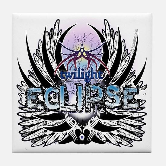 Twilight Eclipse Native Wings Tile Coaster