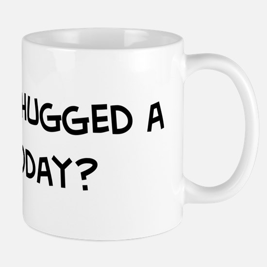 Hugged a CEO Mug