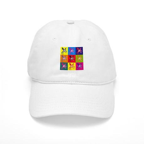 Pop Art Jabberwocky Cap