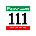 Giro Bib Number 111 Sticker
