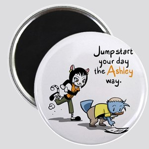 Jump Start Ashley Magnet