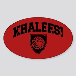 GOT Khaleesi Athletic Style Sticker