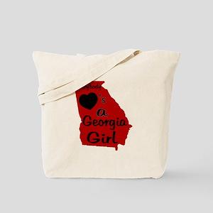 Everybody Loves a GA Girl (RB Tote Bag