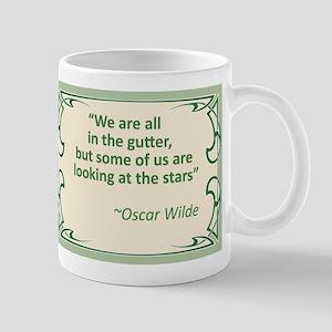 Wilde on Gutters and Stars Mug