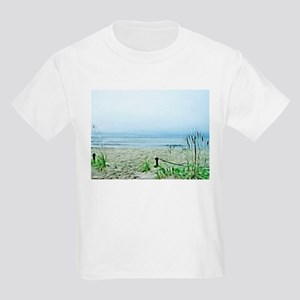 Painted Peaceful Seascape T-Shirt