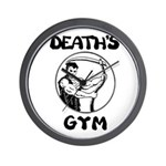 Death's Gym Clock