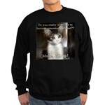 Make it Stop 2 Sweatshirt (dark)
