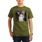 Make it Stop 2 Organic Men's T-Shirt (dark)