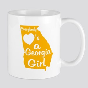 Everybody Loves a GA Girl (GW Mug